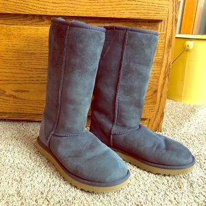 Genuine Ugg full size boots-8